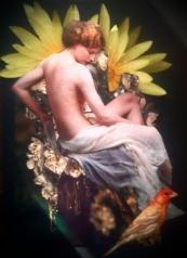 Flora (collage papier)
