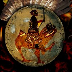 Mars, 2018 (collage numérique)